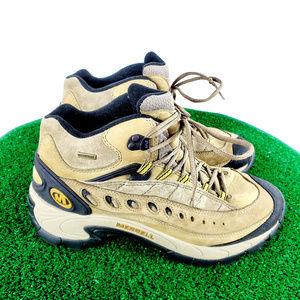 Merrell Pulse Mid Waterproof Loden Hiking Boots